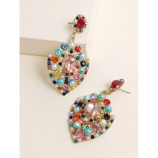 new exaggerated hollow earrings fashion cold temperament earrings nihaojewelry wholesale NHJJ214912's discount tags