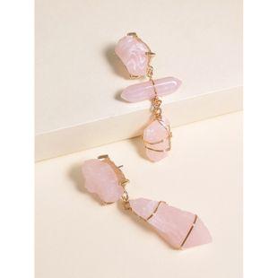 Pendientes de moda pendientes geométricos asimétricos de resina acrílica pendientes nihaojewelry al por mayor NHJJ214913's discount tags