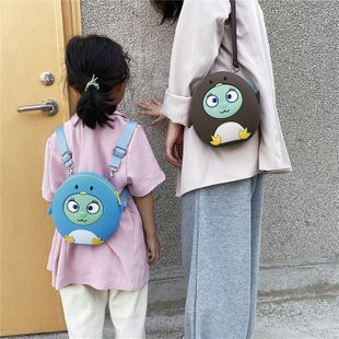 Silicone bag  cartoon shoulder bag   new fashion cute small backpack wholesale NHGA214922's discount tags