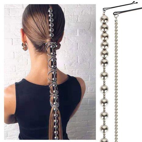 Bijoux populaires Bandeau mode sauvage personnalité cheveux cerceau accessoires pour cheveux star street shot gros nihaojewelry NHCT221219's discount tags