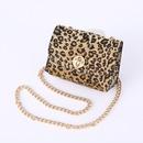 chane ceinture sac accessoires mode serpent noir motif lopard dcoration ceinture ou un sac  bandoulire spar mare en gros nihaojewelry NHPO224235