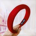 NHDM725968-Big-red-corduroy-sponge-headband