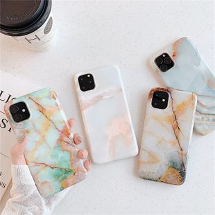 marble soft shell 8plus suitable for iPhone xs max/XR/7plus all-inclusive protection smooth wholesale nihaojewelry NHFI224682's discount tags