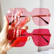 new sunglasses anti-ultraviolet big face box view sweet baby sunglasses trendy man wholesale nihaojewelry NHBA224753