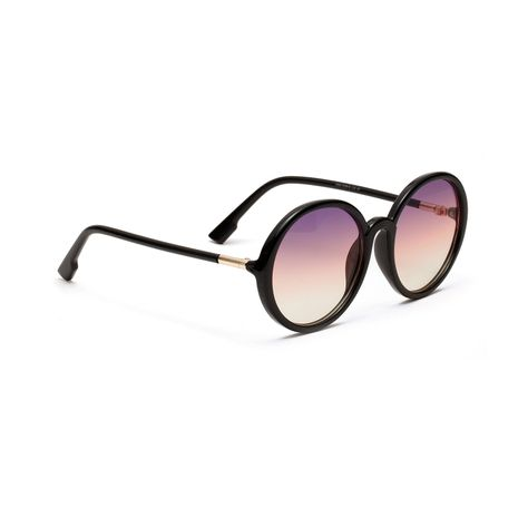 popular semi-metal round sunglasses retro fashion new glasses men sunglasses wholesale nihaojewelry NHXU224839's discount tags