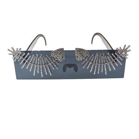 Costume de lunettes de soleil pour lunettes de soleil en diamant à marée longue en gros Nihaojewelry NHNT224910's discount tags