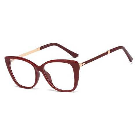 new TR flat mirror men and women square spring leg frame glasses myopia NHFY224936's discount tags