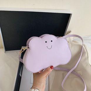 nouvelle mode créative mignon dessin animé nuage bandoulière sac fille sac à bandoulière en gros nihaojewelry NHHX225032's discount tags