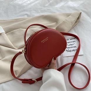 nouveau rétro solide couleur portable boulette boîte sac d'été mode texture mini épaule sac de messager en gros nihaojewelry NHPB225060's discount tags