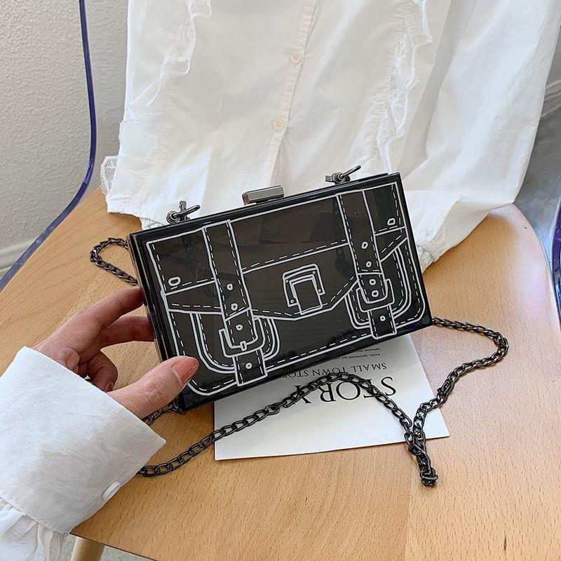 Summer small bag women bag Korean fashion shoulder small square bag messenger bag wholesale nihaojewelry NHJZ225087