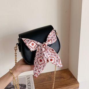 Écharpe d'été petit sac été nouveau sac mini chaîne unique sacoche de selle d'épaule petit sac à bandoulière décontracté en gros nihaojewelry NHGA225131's discount tags