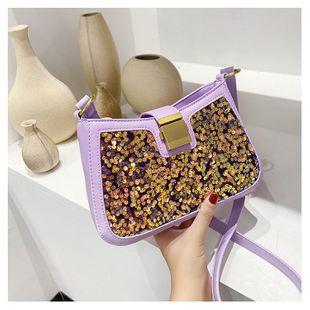 Été nouveau sac nouveau mode coréenne paillettes dames chaîne sac épaule messenger sac en gros nihaojewelry NHTC225178's discount tags