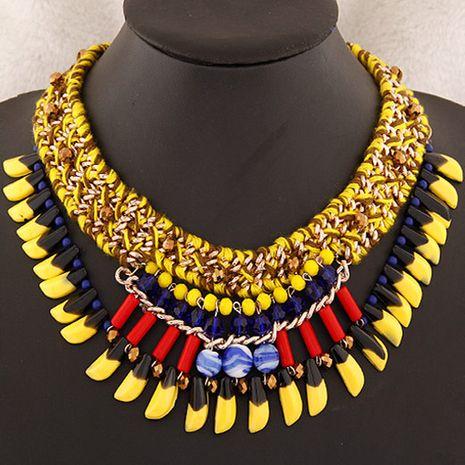 nouvelle tendance collier de collier de style bohème sauvage en gros nihaojewelry NHSC225547's discount tags
