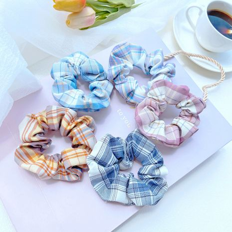 Korean hair scrunchies fashion new cute hair rope wholesale nihaojewelry NHPJ225477's discount tags