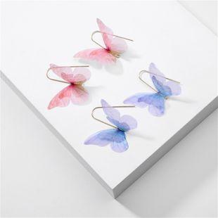 moda Eugen hilo simulación mariposa alas pendientes al por mayor nihaojewelry NHLU225821's discount tags