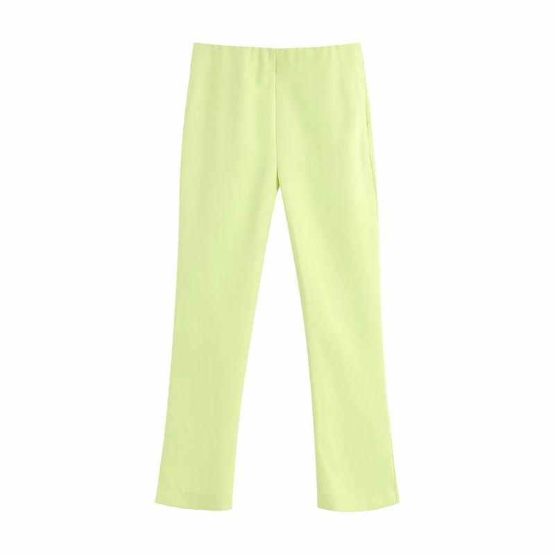 summer mini flared pants women's casual pants wholesale nihaojewelry NHAM225943