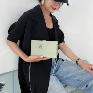 En forme d'été nouvelle mode boîte sac bande dessinée chaîne épaule messager petit sac carré en gros nihaojewelry NHGA226073's discount tags