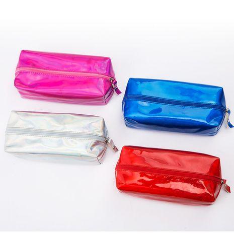Creative nouveau coréen laser cosmétique sac PVC cosmétique sac étanche peinture en gros nihaojewelry NHBN226170's discount tags