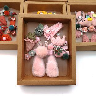Baby hair clips baby hairpins hair ornaments hair clips Korean infants princesses children hair accessories NHSA226587's discount tags