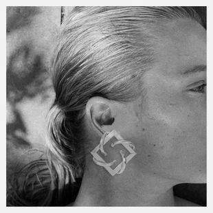geometric metal earrings fashion simple earrings wholesale nihaojewelry NHCT226694's discount tags