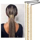 hair accessories hair chain womens hair chain wave fashion headdress hair accessories NHCT226759
