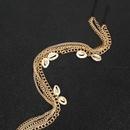 hot hair accessories new metal tassel hair accessories hair chain hair lead chain headdress NHCT226782