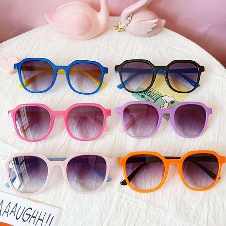 nueva marea gafas de sol para niños y niñas anti-UV gafas de sol para bebés al por mayor nihaojewelry NHBA226838's discount tags
