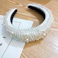 NHUX707725-White-spiked-pearl-sponge-headband