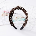 NHUX707917-Coffee-color-gold-velvet-nail-pearl-hair-band