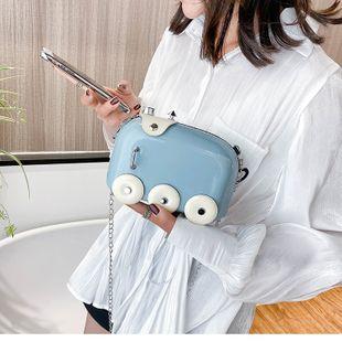 coréen petit sac de messager frais nouvelle mode drôle sac petite chaîne sac à bandoulière en gros NHGA227248's discount tags