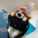 Cute cartoon small bag spring new wild girl messenger bag casual fashion doll shoulder bag wholesale NHJZ227405