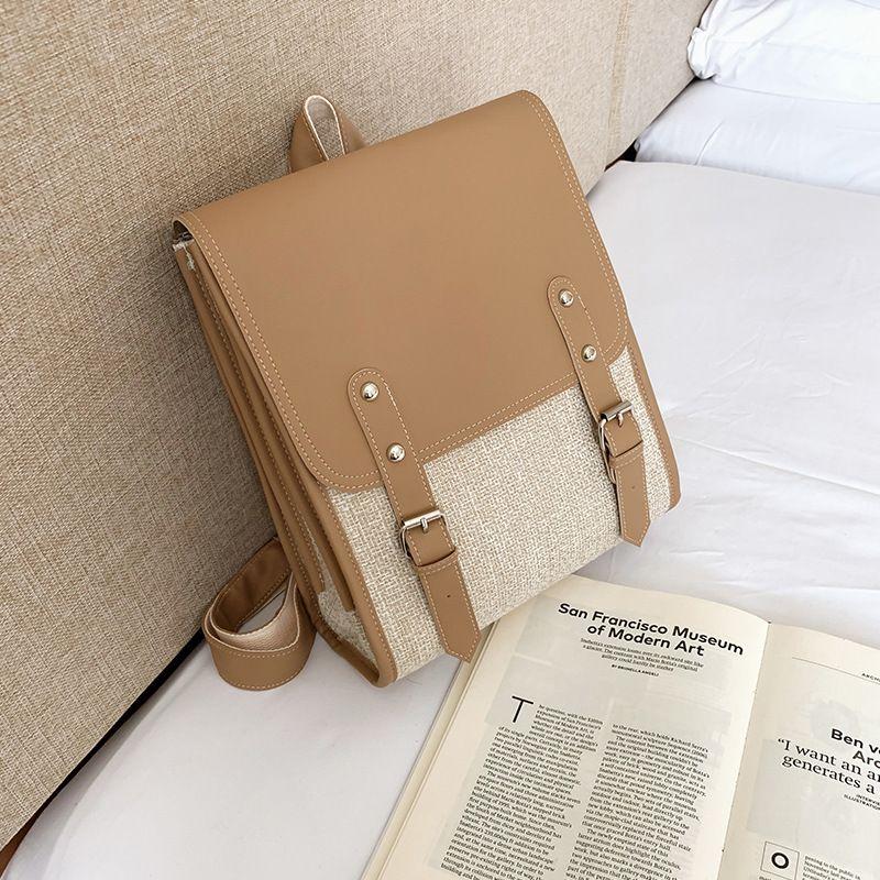 schoolbag nihaojewelry wholesael student Korean backpack new backpack NHJZ227434