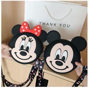 mode coréenne Silicone sac nouveau  épaule sac de messager dessin animé mignon enfant mode petit sac à dos en gros NHGA227532's discount tags