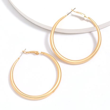 boucles d'oreilles en alliage carré carré minimaliste boucles d'oreilles géométriques tendance boucles d'oreilles en gros nihaojewelry NHJE227644's discount tags