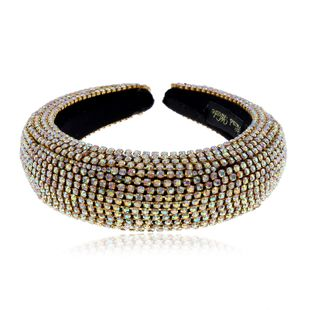 fashion Baroque retro fashion hair accessories jewelry crystal hair band wholesale nihaojewelry NHVA228049's discount tags