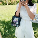 Messenger bag new summer fashion chain handbag shoulder bag bucket bag wholesale NHJZ228502