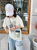 Summer ladies small bag popular new wave fashion wild messenger bag chain cylinder bag NHJZ228506