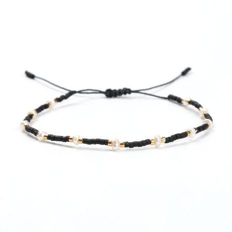 original fashion small bracelet natural pearl MiyukiDB antique rice beads woven handmade jewelry wholesale nihaojewelry NHGW228700's discount tags