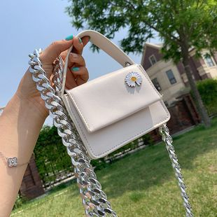 High-grade bag women bag new messenger bag summer shoulder small square bag wholesale nihaojewelry NHJZ228954's discount tags