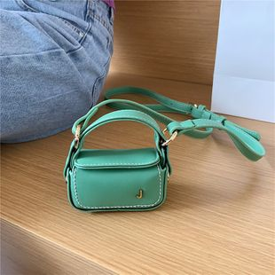 mini bag summer new trendy fashion messenger bag simple small square bag wholesale nihaojewelry NHJZ228958's discount tags
