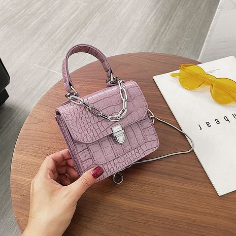 summer popular mini small bag new fashion one-shoulder messenger chain bag tide wholesale nihaojewelry NHJZ228962's discount tags
