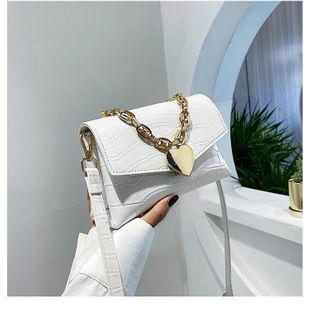Chain bag new trendy summer fashion shoulder messenger bag square bag wholesale nihaojewelry NHTC229089's discount tags