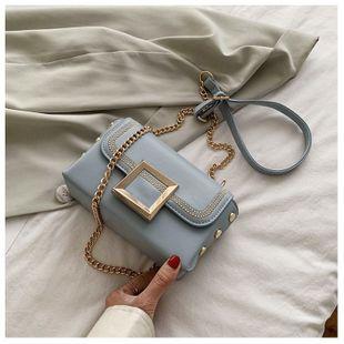 sac à bandoulière femmes nouvelle mode simple sac à bandoulière messenger chaîne sac en gros nihaojewelry NHTC229114's discount tags