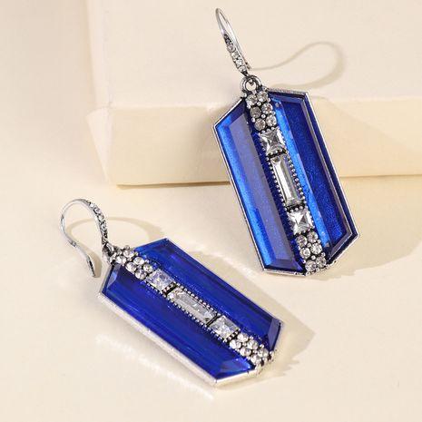 Nouveaux produits de mode grandes boucles d'oreilles simples boucles d'oreilles en acrylique pendentif en gros nihaojewelry NHJJ229995's discount tags