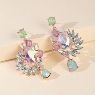 new earrings exaggerated earrings geometric earrings wholesale nihaojewelry NHJJ229997's discount tags