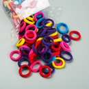 Childrens hair accessories Korean boxed small rubber band baby hair rope girls jewelry strong pull constant hair ring small elastic ring wholesale nihaojewelry NHLN222454