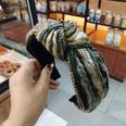 NHUX713625-6-Colored-stripe-yarn-knotted-headband