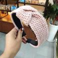 NHUX713673-Pink-yarn-spiral-knotted-headband