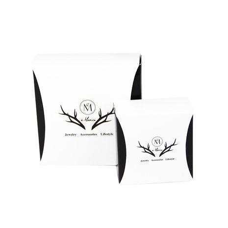 bijoux de mode boîte d'emballage boîte à bijoux bague collier boucles d'oreilles petit carton en gros nihaojewelry NHTF222259's discount tags