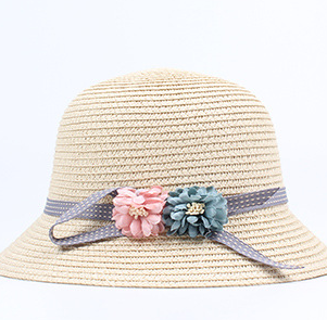 Bow flower sunshade hat fisherman hat NHXO193734